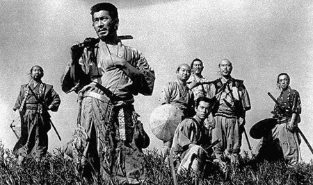 Os 7 Samurais – As Grandes Batalhas do Cotidiano